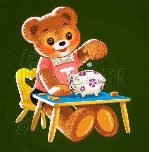 Teddy Bear. From Teddy Bear (30 April 1966).