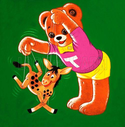 Teddy Bear. From Teddy Bear (22 January 1966).