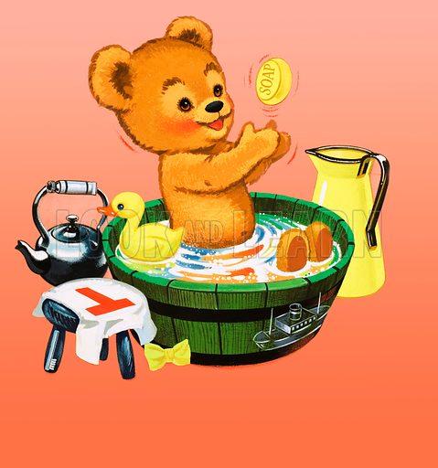 Teddy Bear. From Teddy Bear (9 November 1963).