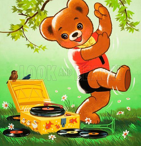 Teddy Bear. From Teddy Bear (8 May 1966).