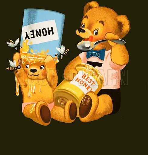 Teddy Bear. From Teddy Bear (16 November 1963).