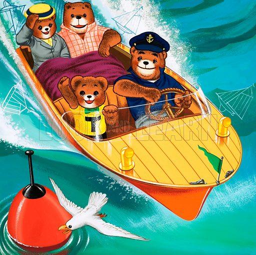 Teddy Bear. From Teddy Bear (2 August 1969).