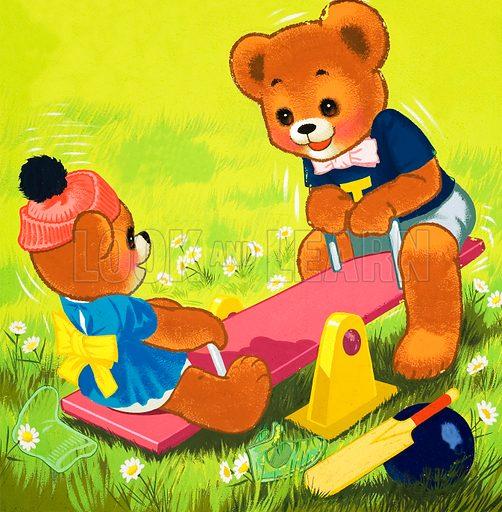 Teddy Bear. From Teddy Bear (20 March 1965).