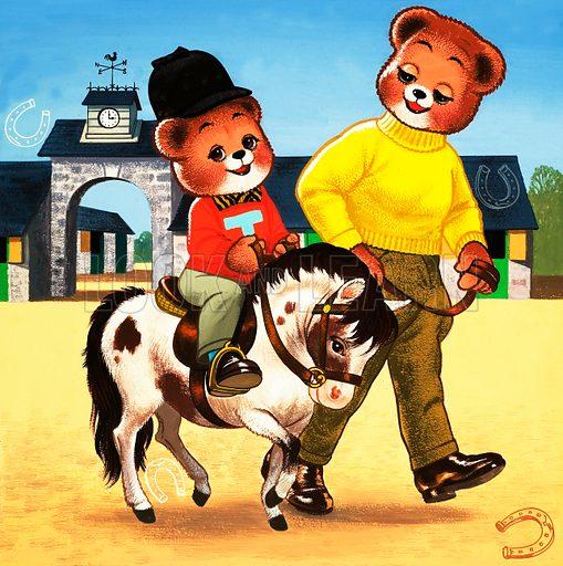 Teddy Bear. From Teddy Bear (15 January 1966).