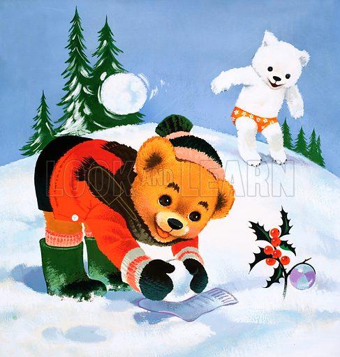 Teddy Bear. From Teddy Bear (11 January 1964).
