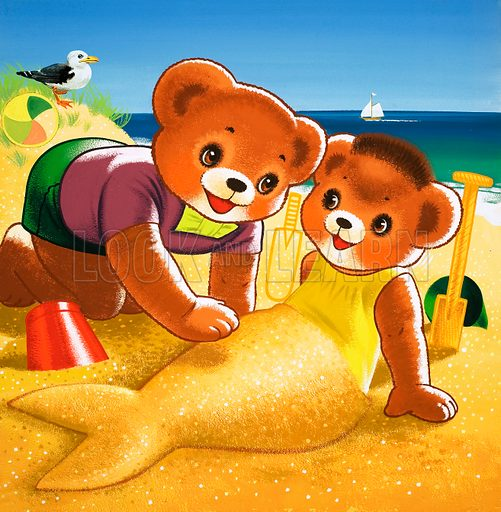 Teddy Bear. From Teddy Bear (28 August 1965).