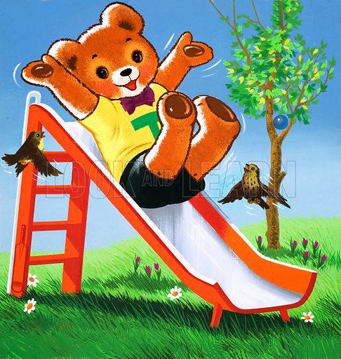 Teddy Bear. From Teddy Bear (3 April 1965).