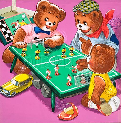 Teddy Bear. From Teddy Bear (13 February 1971).