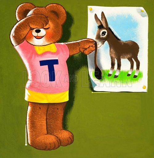 Teddy Bear. From Teddy Bear (18 March 1967).
