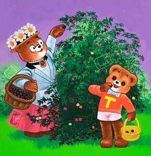 Teddy Bear. From Teddy Bear (7 September 1968).