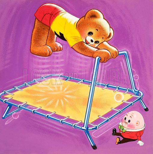 Teddy Bear. From Teddy Bear (13 July 1968).