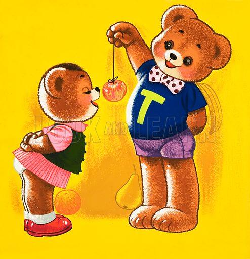 Teddy Bear. From Teddy Bear (9 September 1967).