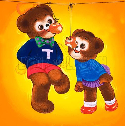 Teddy Bear. From Teddy Bear (1 February 1969).