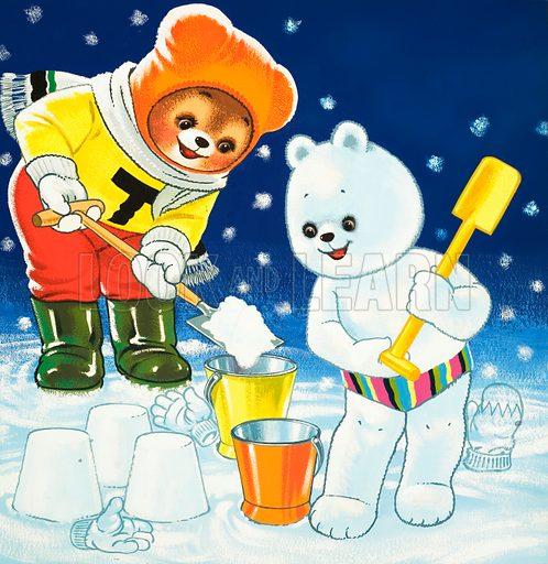 Teddy Bear. From Teddy Bear (13 January 1968).