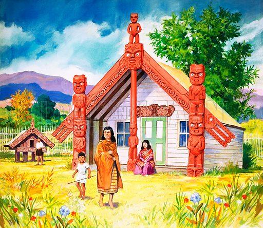 Who are the Maoris?.