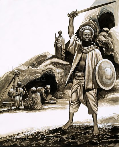 Primitive People Of Today The Qara They Call Them The Sons Of