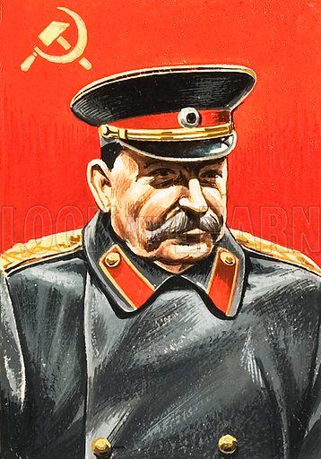Marshal Stalin.