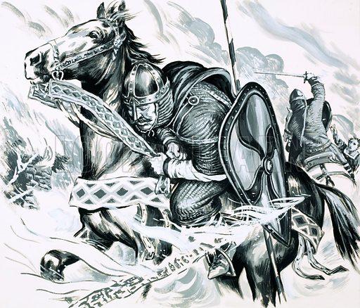 Death of William the Conqueror.