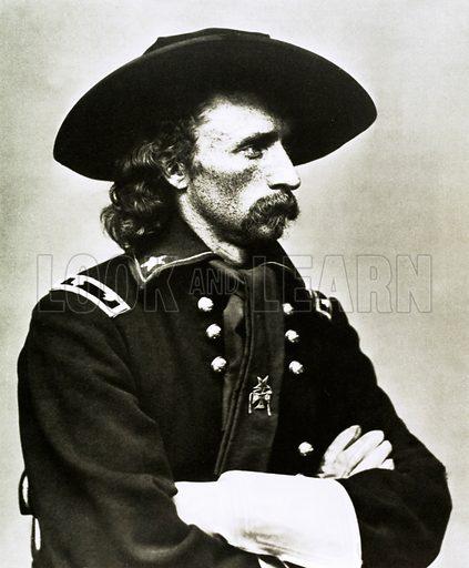 General Custer.