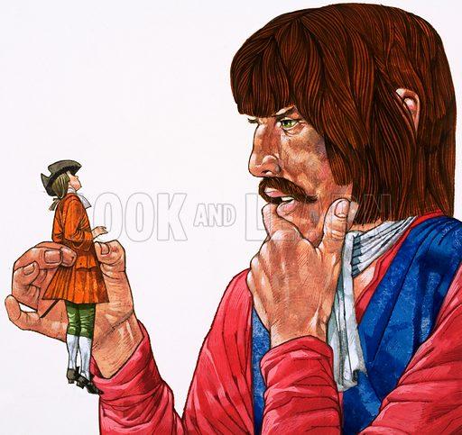 Gulliver's Travels.