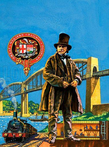 Marc Isambard Brunel.