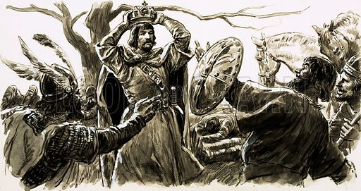 who is to blame for king duncans death in macbeth