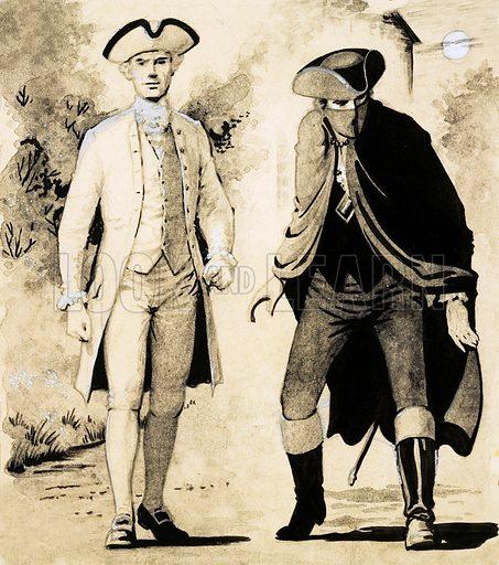 William Brodie, picture, image, illustration