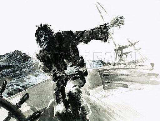 Joshua Slocum, picture, image, illustration