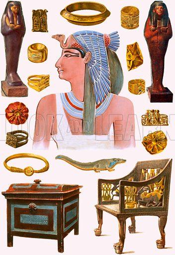 Egyptiana.