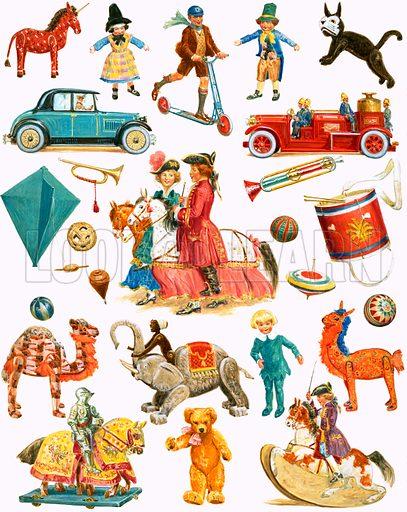 Children's Toys.