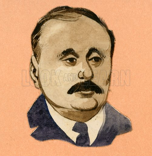 H G Wells.
