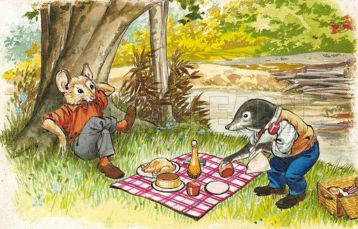 Rat and Mole.