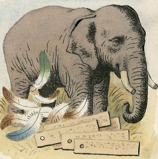 Elephants were once the currency of Ceylon.