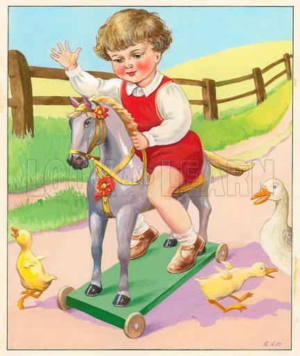 Playhorse.