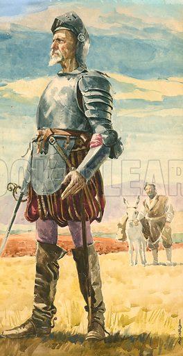 Don Quixote.
