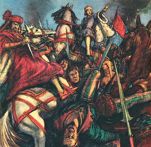 The Peasants' Revolt.