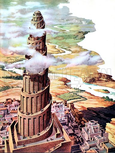 Tower of Babel.