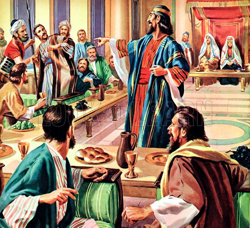 The Parable of the Wedding Feast.