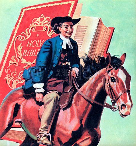 John Wesley – Preacher on Horseback.