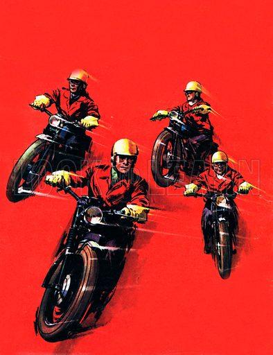 Motor Cycles.