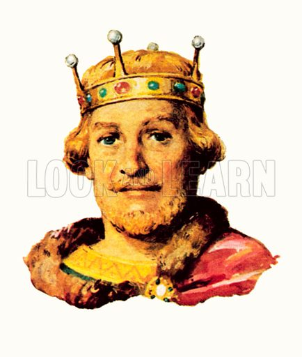 King William II(1087–1100).