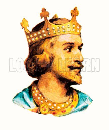 King Stephen (1135–1154).