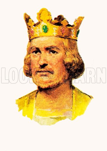 King John (1199–1216).
