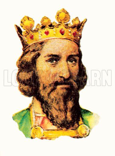 King Edward III(1327–1377).