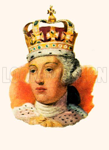 King George III(1760–1820).