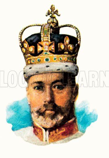 King George V(1910–36).