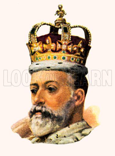 King Edward VII(1901–1910).