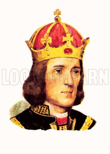 King Richard III(1483–1485).