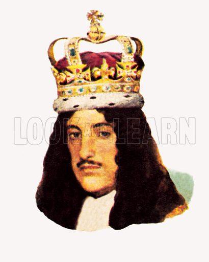 King Charles II(1660–1685).