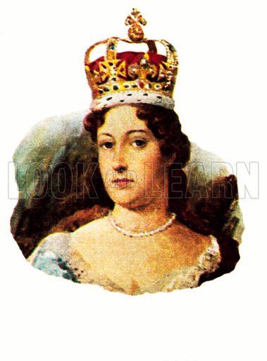 Queen Mary II(1688–1694).